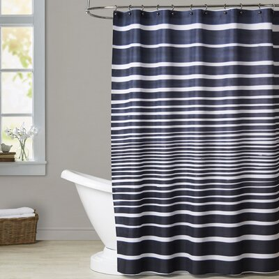 Debusk Stripes Shower Curtain