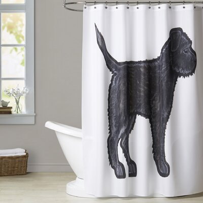 Kempf Rough Patterdale 2 Shower Curtain