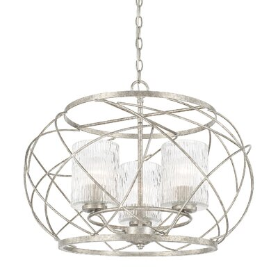 Knap 3-Light Pendant