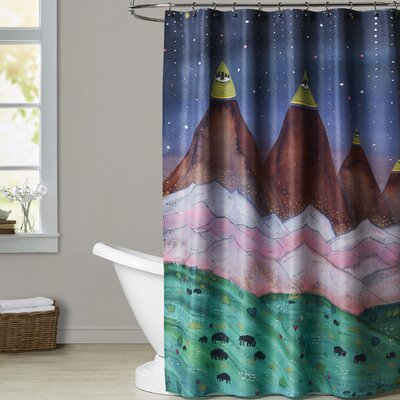 Posner Shower Curtain