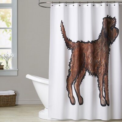 Hetherington Rough Patterdale Shower Curtain
