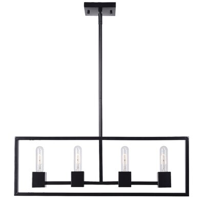 Rory 4-Light Kitchen Island Pendant