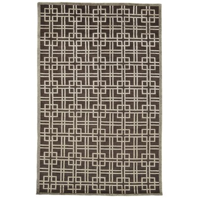 Kentwood Pewter Area Rug Rug Size: 79 x 99