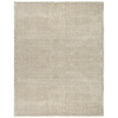 Kline Beige Area Rug Rug Size: Rectangle 36 x 56
