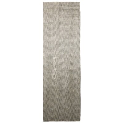 Metro Light Gray Area Rug Rug Size: Runner 26 x 8
