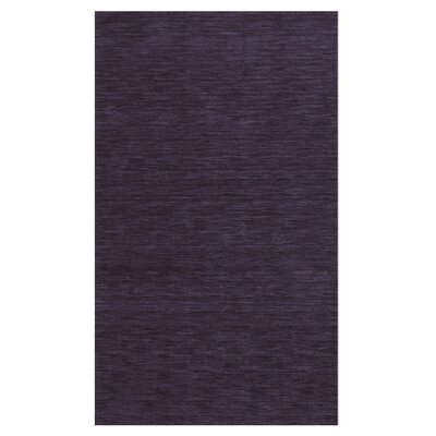 Larissa Purple Rug Rug Size: Rectangle 36 x 56