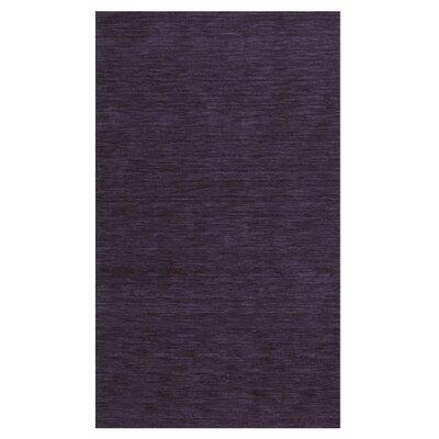 Larissa Purple Rug Rug Size: 8 x 11