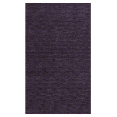 Larissa Purple Rug Rug Size: 96 x 136