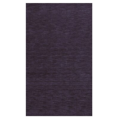 Larissa Purple Rug Rug Size: 5 x 8