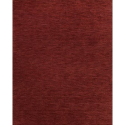 Larissa Rust Rug Rug Size: Rectangle 36 x 56