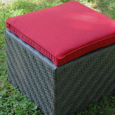 Jamarion Ottoman with Cushion