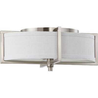 Benavidez 2-Light Flush Mount