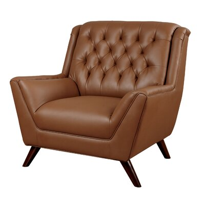 Napfle Modern Tufted Arm Chair