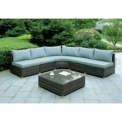 Oden Sectional with Cushions