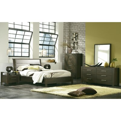 Sirena Platform Configurable Bedroom Set