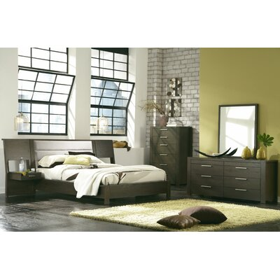 Sirena Platform Configurable Bedroom Set