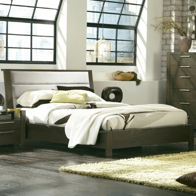 Sirena Upholstered Platform Bed Size: King