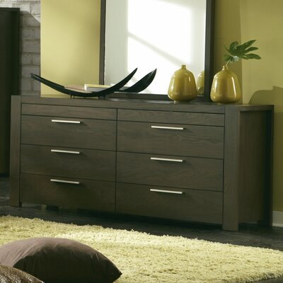 Sirena 8 Drawer Double Dresser