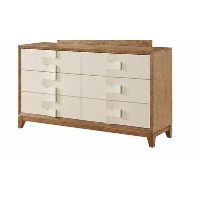 Sirius 6 Drawer Dresser