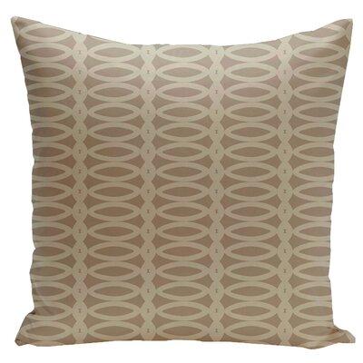 Mercier Euro Pillow Color: Flax/Oatmeal