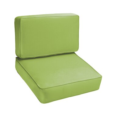 Kaplan Outdoor Lounge Chair Cushion