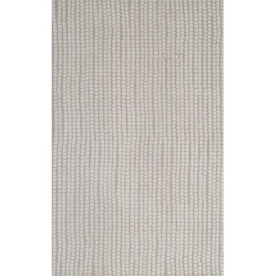 Sawyer Hand-Tufted Beige Area Rug Rug Size: 8 x 10