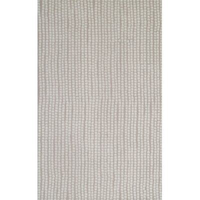 Sawyer Hand-Tufted Beige Area Rug Rug Size: 36 x 56