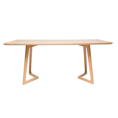 Kleopatra Dining Table Finish: Oak