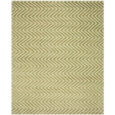 Oakely Sage Area Rug Rug Size: Rectangle 8 x 10