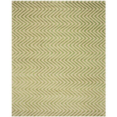 Oakely Sage Area Rug Rug Size: 8 x 10