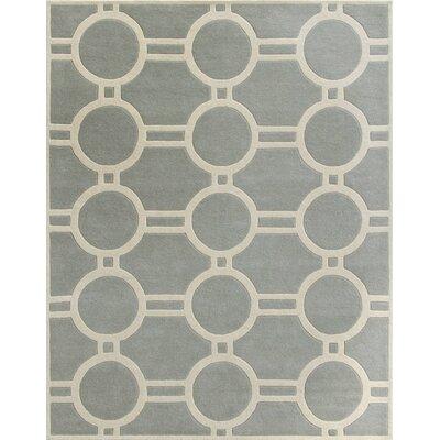Averett Grey / Ivory Rug Rug Size: 8' x 10'