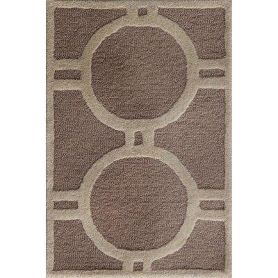 Harbin Beige/Ivory Area Rug Rug Size: 2 x 3