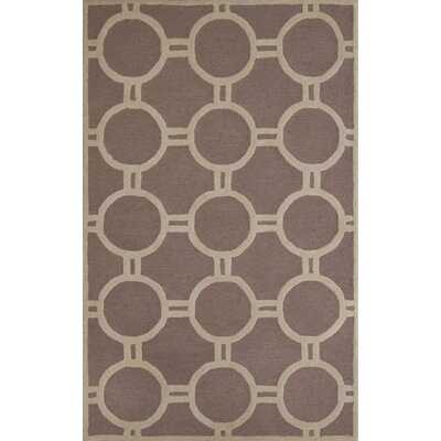 Harbin Beige/Ivory Area Rug Rug Size: Rectangle 5 x 8