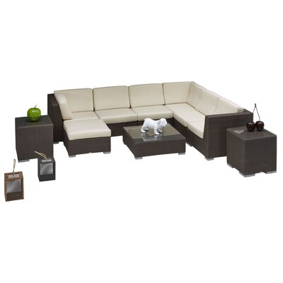 Westcott Sectional with Cushions