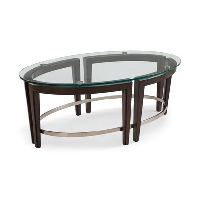 Heslin Oval Coffee Table