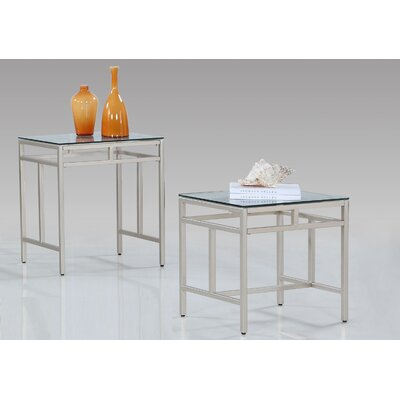 Dorcia 2 Piece Nesting Tables