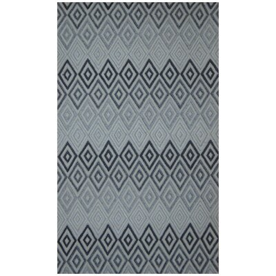 Archuleta Blue Moon Area Rug Rug Size: Rectangle 8 x 10