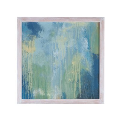 Blue Skies One Framed Painting Print