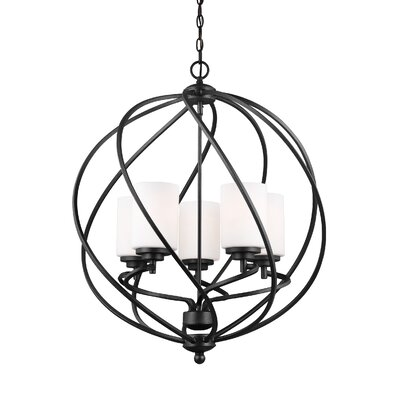 Redington 5-Light Foyer Pendant