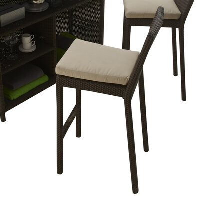 Westcott Bar Stool with Cushion