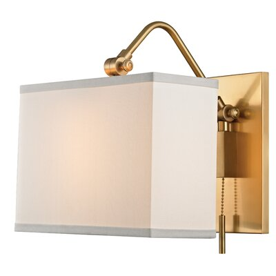 Brayden Studio Riverside Drive 1-Light Wall Sconce