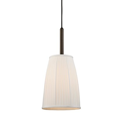 Rocco 1-Light Inverted Pendant Finish: Distressed Bronze