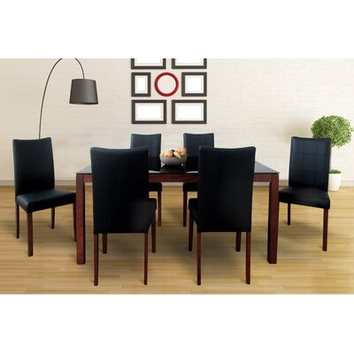 Sagittarius 7 Piece Dining Set