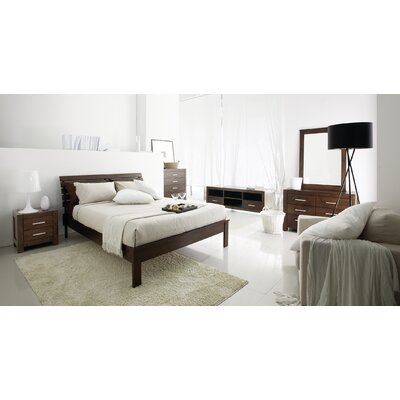Sagittarius Queen Sleigh 5 Piece Bedroom Set