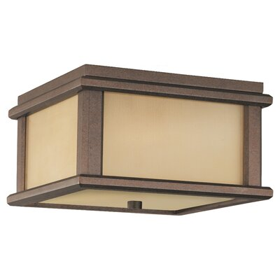 Olympia 2-Light Flush Mount