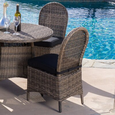 La Mott Dining Side Chair with Cushion