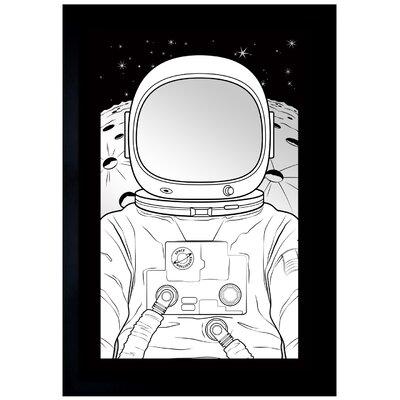 Astronaut Wall Mirror