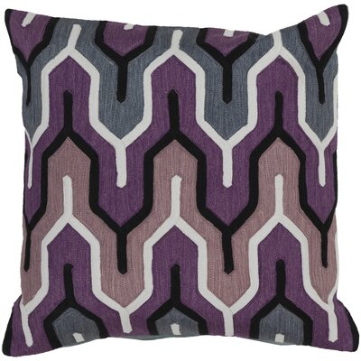Brayden Studio Padang 100% Cotton Throw Pillow Cover
