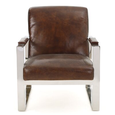 Brayden Studio Lunsford Indoor Armchair