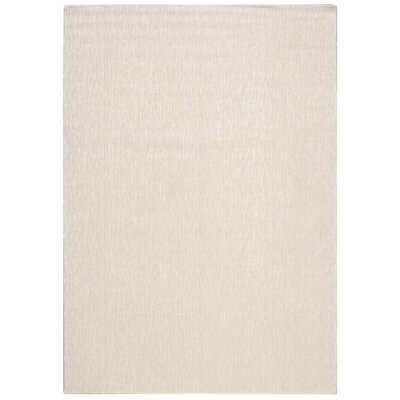 Rhawnhurst Beige Area Rug Rug Size: Rectangle 76 x 106